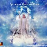 Ángeles de la Luz Divina II - rosperidad universal - yo soy el ángel del amor