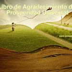 LIBRO DE AGRADECIMIENTO -PROSPERIDAD UNIVERSAL