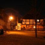 Blick in die Langensteiner Straße