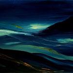 Daniela Neufeld - Licht am Horizont 50 x 70 cm