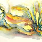 Daniela Neufeld - Bergkristall-Baum 30 x 50 cm