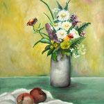 Daniela Neufeld - Wiesenblumen 80 x 60 cm