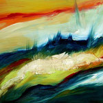 Daniela Neufeld - Eis-Impressionen 50 x 60 cm