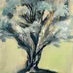 Daniela Neufeld - Eis-Baum 70 x 50 cm