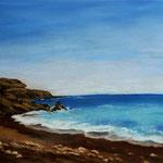 Daniela Neufeld - Fuerteventura II                                                                60 x 80 cm