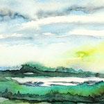 Daniela Neufeld - Landschaft II