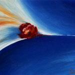 Daniela Neufeld - Rosen-Impressionen II 30 x 50 cm