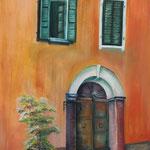 Daniela Neufeld - Toskana Villa il Poggio 70 x 50 cm