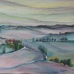 Daniela Neufeld - Toskana 50 x 70 cm
