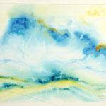 Daniela Neufeld - Landschaft 30 x 50 cm