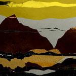 Daniela Neufeld - Collage II 30 x 40 cm