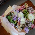 花束 bouquet  誕生日 記念日 お祝い コンサート 公演