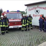 Kameraden der FF Köpernitz