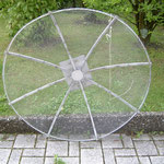 Old 1,2meter Meshdish for ATV