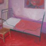 Interieur,  Öl/Lw, 40 x 50 cm