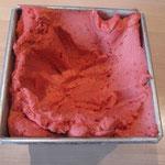 Faire une glace 2 parfums à l'ancienne avec moule inox