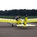 """Dave """"Coop"""" Cooper's 1030R Batplane"""