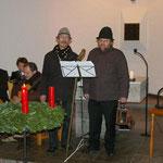Staufer Zwoag'sang mit Bernhard Kopp und Theo Dirnhofer