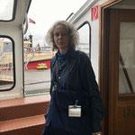 miss a. ship auf barkasse ehlers • seefrauenparade