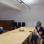 podcast-produktion • im gespräch mit hildegund amanshauser / sommerakademie salzburg • ©miraturba