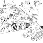 Histoire de José-Maria, dessin, A4