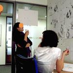 Affichage des dessins dans mon bureau