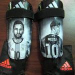 """Schienbeinschoner """"Lionel Messi"""""""