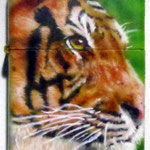 "Benzinfeuerzeug ""Tiger"""
