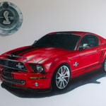 Shelby Mustang GT 500 Supersnake