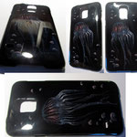"Handyhülle  Samsung Galaxie S5 ""Qualle"""