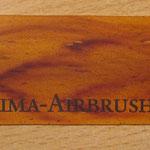 Holzstruktur auf Lesezeichen