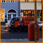 Reinigung mit der Kraft der Orange!