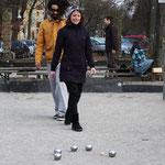 Boule am Paul-Lincke-Ufer