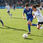 Spitzenspiel: 1. FFC Turbine Potsdam vs. 1. FFC Frankfurt