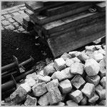 Holz, Stahl und Stein