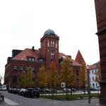 Altstadtcampus mit Sternwarte