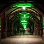 Oberbaumbrücke zum Festival of Lights