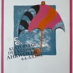5. Plakat Kulturtage 1991