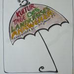 3. Plakat Kulturtage 1987