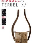 cartel presentado al concurso de las fiestas de Teruel