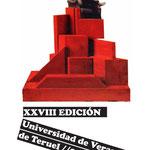 Propuesta cartel Universidad de Verano de Teruel
