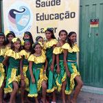 Mädchentanzgruppe