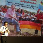 Vortrag über die Fundacao