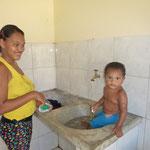 Badewanne für die Kleinsten