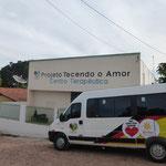 Der neue Bus der Fundacao