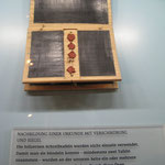 ancient writings on tablets