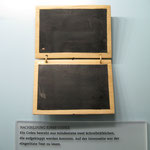 replica of an ancient tablet