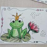 Der Froschkönig von Susan