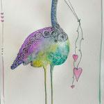 Happy Storch von Karin