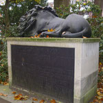 Überwasserfriedhof- Horn -Grabmal         WK
